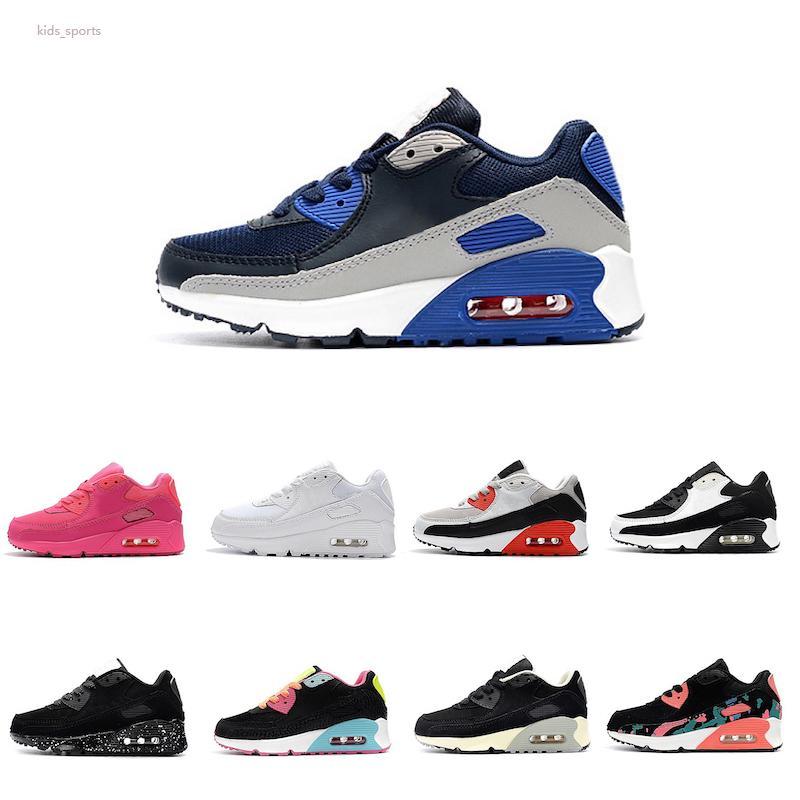 2020 Çocuk Günlük Ayakkabılar Presto II ayakkabı Çocuk Spor Ortopedik Gençlik Çocuk Bebek Kız Erkek ayakkabılar 9 Renkler Boyutu 28-35 eğitici