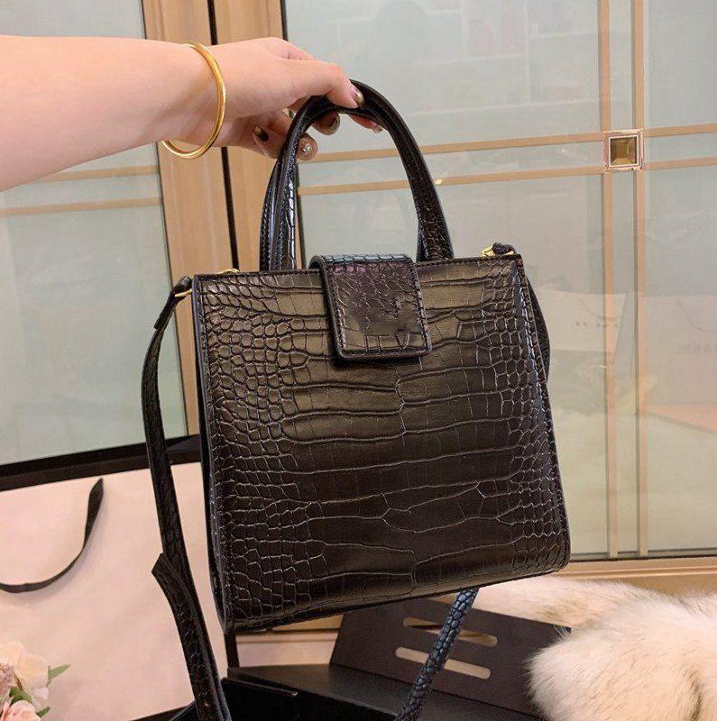 TOP nuova borsa di alta qualità di lusso borse del raccoglitore di donne famose sacchetto di Crossbody di modo dell'anello del cuoio Tracolle -11852