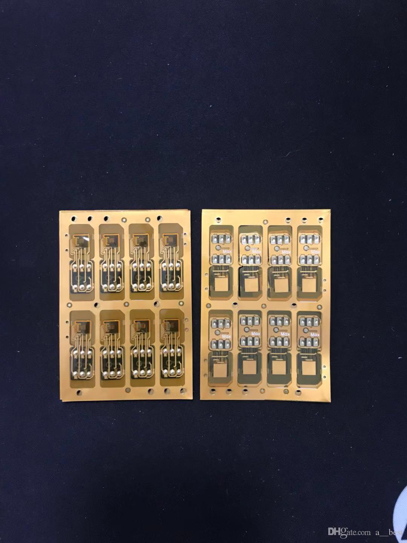 MKSD4 GOLD CHIP auto pop up menu ios 13 iOS13.6 ICCID Unlocking for iPhone11pr0max 11pr0 max XS, XR,8plus 6,7 4G LTE GEVEY ONESIM usim vsim