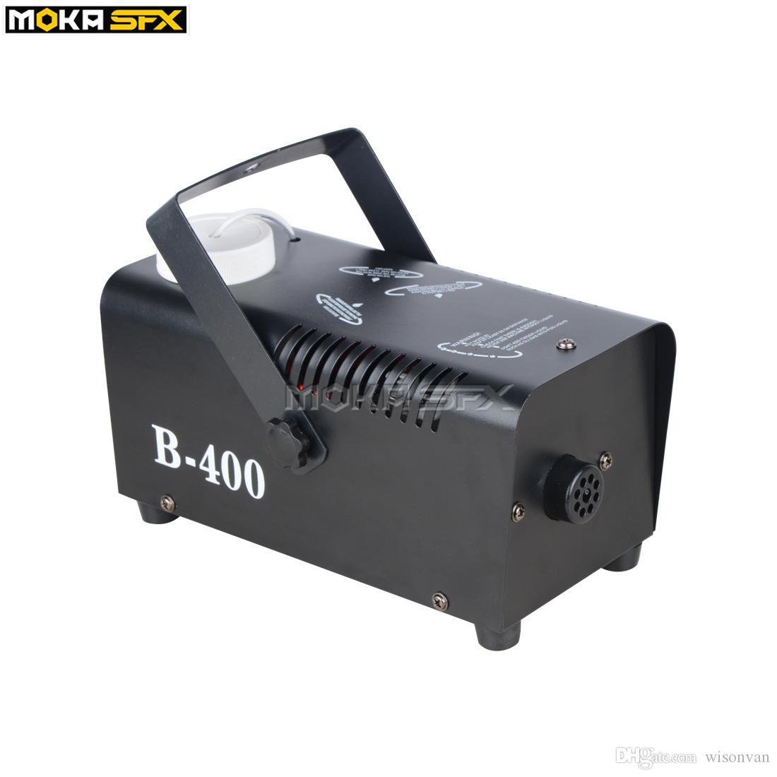 Moka MK-F09 400 Watt Fog Smoke Machine Pro DJ for Stage Club Party Pub Special Effect