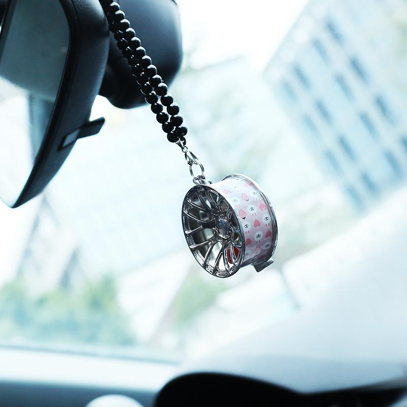 Car Interior Car Rearview Mirror Pendant Decoration