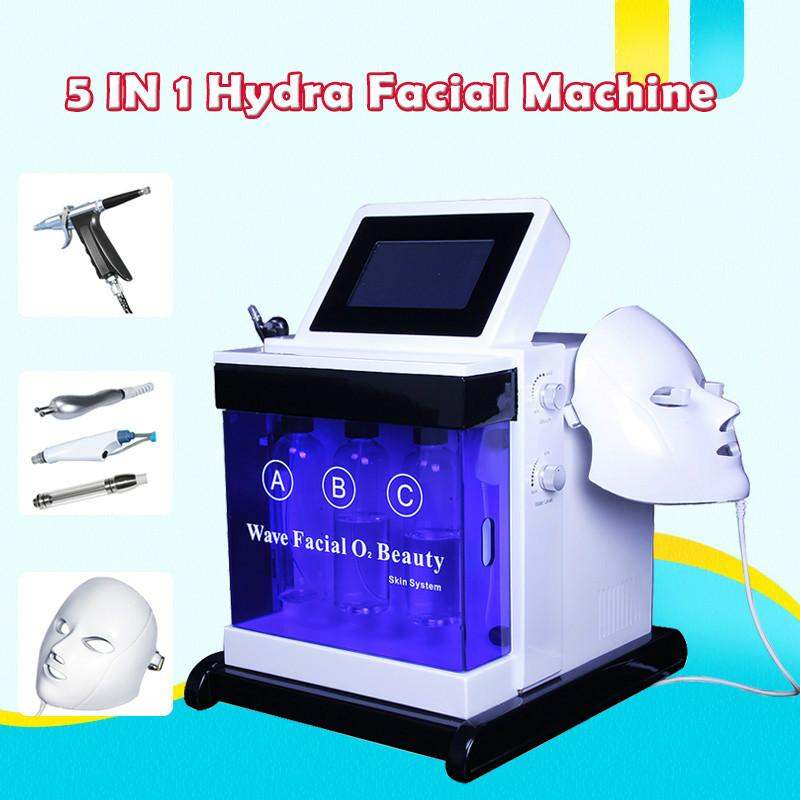 2019 Professional Beauty Salon Remove Dead Skin Diamond Microdermabrasion Hydra Peel Facial Machine Peeling Deep Clean Aqua Beauty Machine