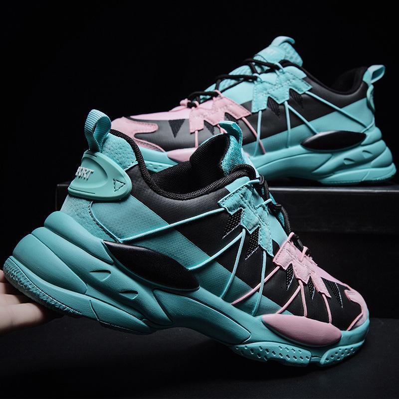 Ayakkabı Erkekler Sneakers Nefes Günlük Ayakkabılar Krasovki Mocassin Basket Homme Rahat Işık Eğitmenler Chaussures Hommes S8-20