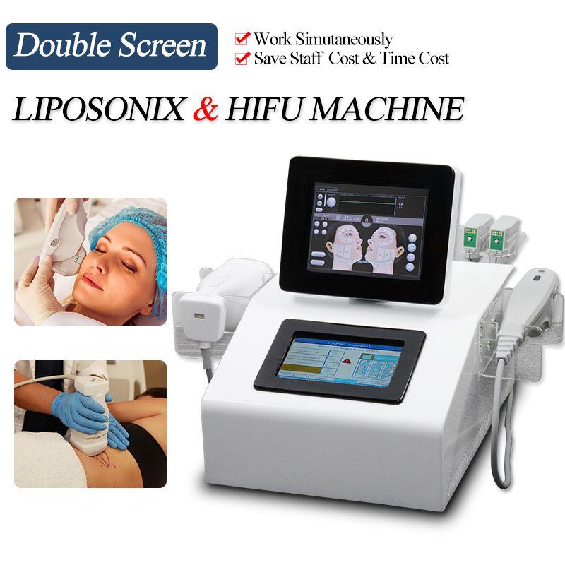 lipo machine à ultrasons HIFU perte de graisse corporelle lipososnix équipement de beauté minceur HIFU lifting CE approuvé