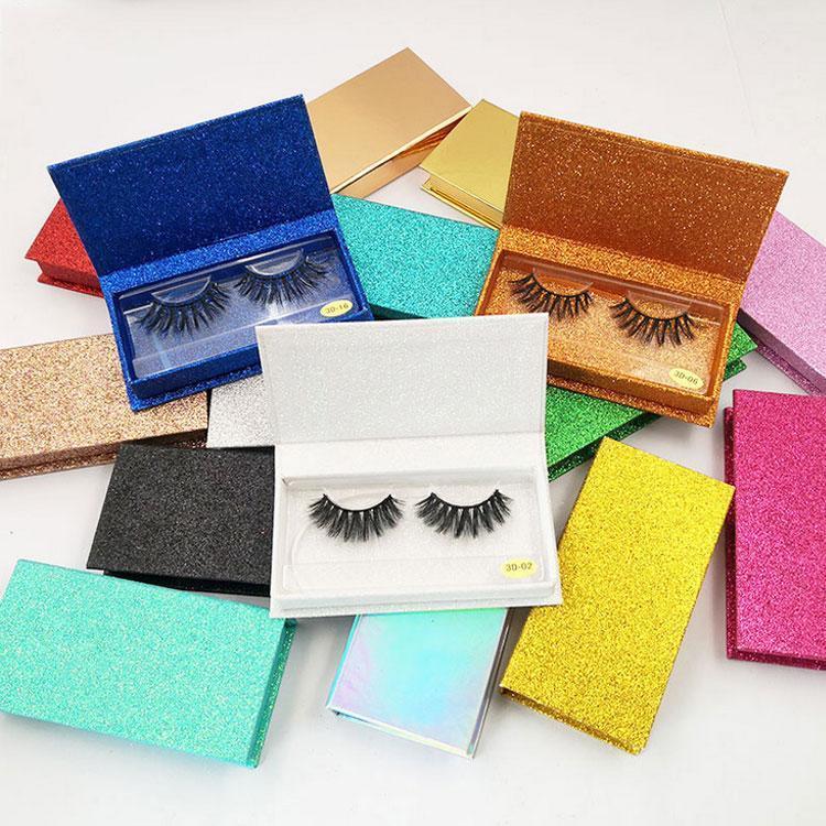 Private Label 3D Vizon Kirpikleri 134 modelleri Göz makyajı Vizon Yanlış Yumuşak Doğal Kalın Sahte Kirpik Sibirya Kirpikler Özel Ambalaj kirpiklere