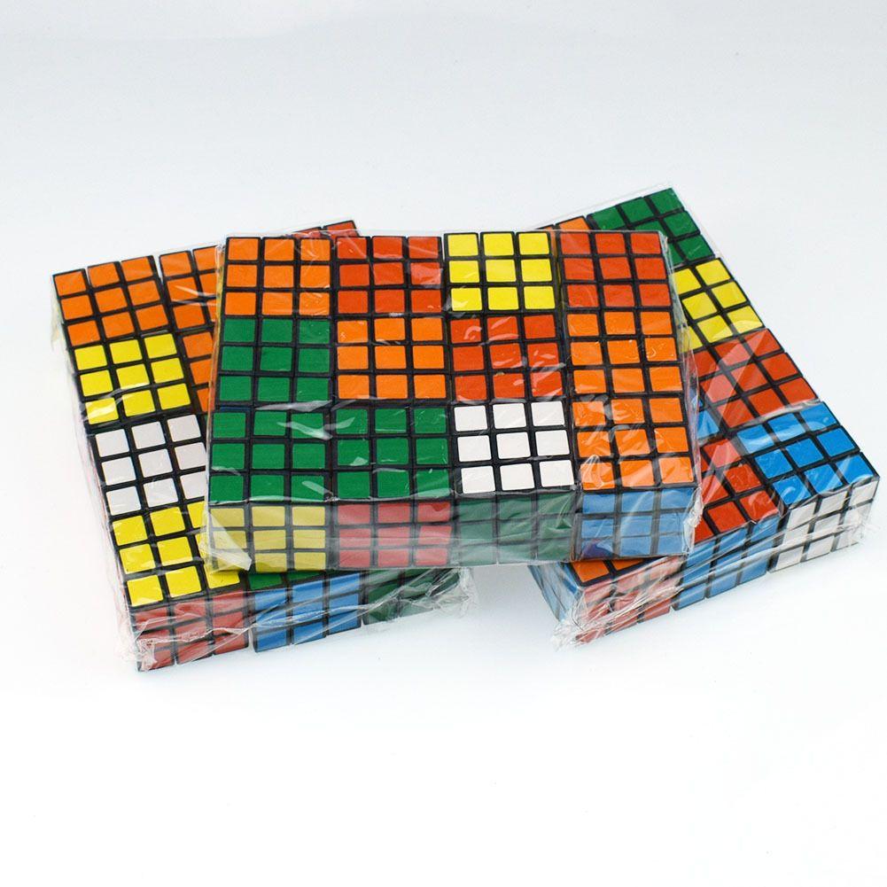 퍼즐 큐브 작은 크기 3cm 미니 매직 큐브 게임 학습 교육 게임 매직 큐브 좋은 선물 장난감 감압 장난감