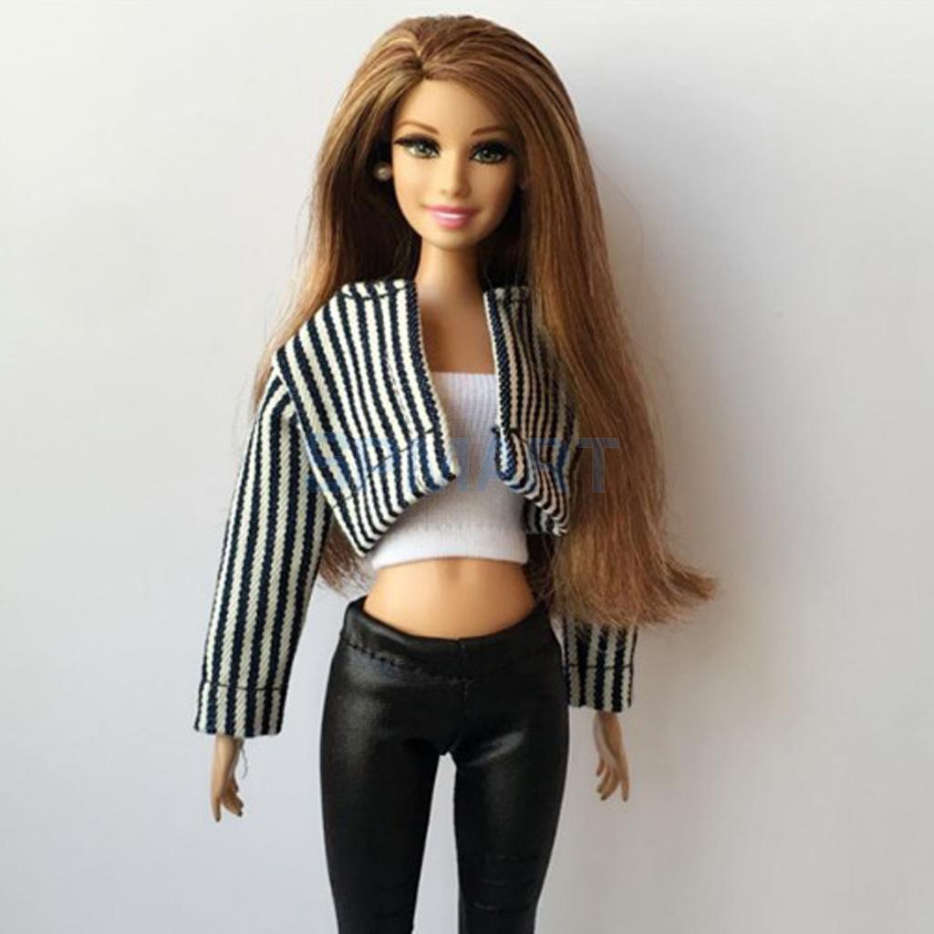Pantalon Shorts 1//6 Accessoires pour Blythe Azone Licca Doll noir