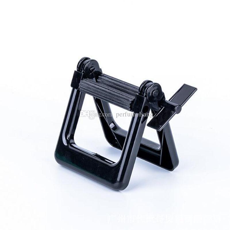 Plástico pasta de dientes cosméticos tubo exprimidor dispensador escurridor rodillo baño uso nuevo al por mayor envío rápido ZC0116