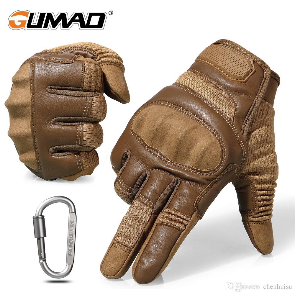 Touchscreen Hard Knuckle Taktische Handschuhe Army Military Combat Airsoft Outdoor Klettern Schießen Paintball Vollfingerhandschuh