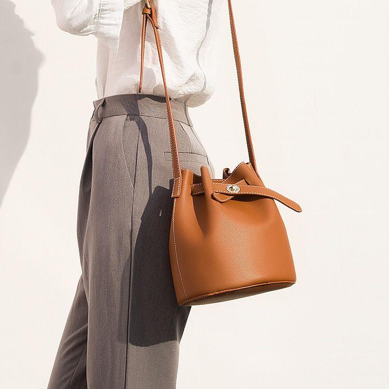 Женские кожаные сумки на ремне Леди Сумка на шнуровке Повседневные сумки через плечо Девушки Мини сумки Кошелек Day Pack CT17