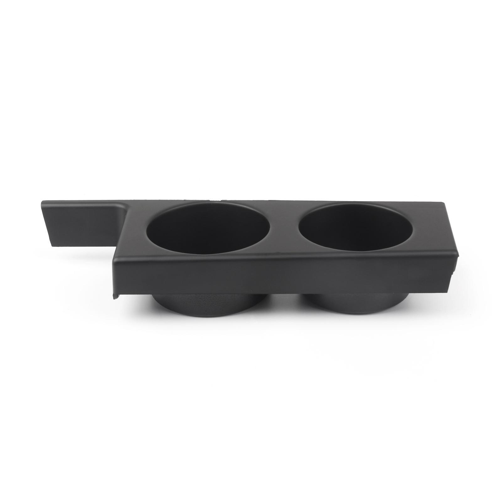 For Bmw E39 5 Series Premium Front Cup Holder 97-03 525I 528I 530I 540I M5 Black