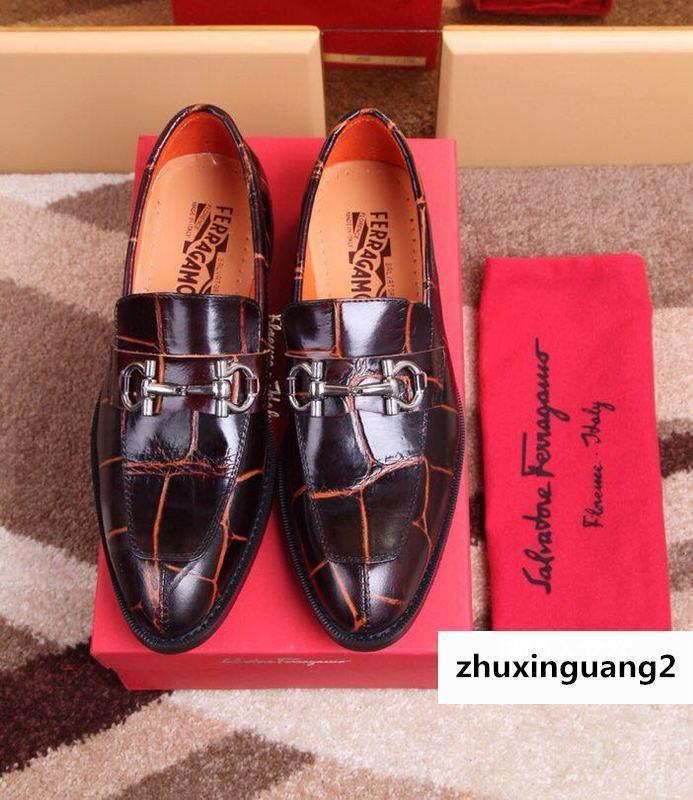 Высокое качество 207503 Мужчины Платье Мокасины Мокасины Кружева Ups Monk Ремни Сапоги Водители Натуральная Кожа Кроссовки Обувь