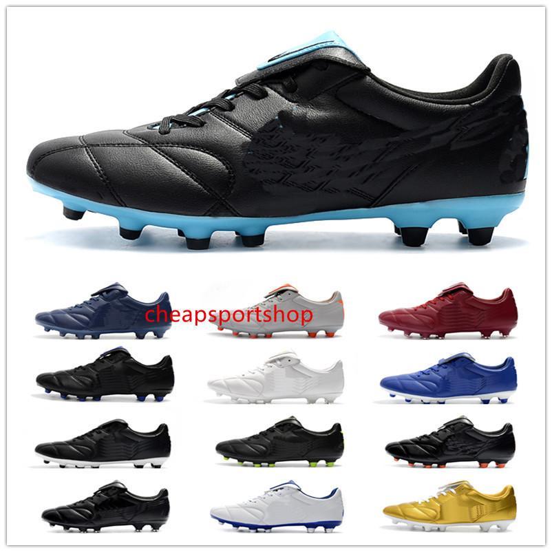 2019 En ucuz Premier 2.0 FG Erkek Futbol Ayakkabı Neymar Ronaldo Açık Futbol Profilli Dünya Kupası Erkekler Futbol Ayakkabıları Futbol Çizme