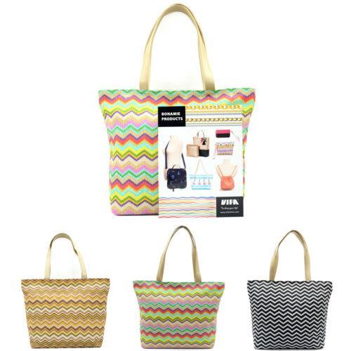 Home Women Handbag Bags Totes Wicker Beach Straw Woven Summer Rattan Basket
