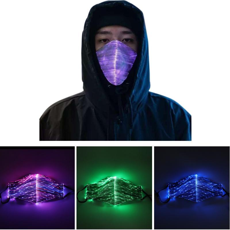 SK001 Black White Designer máscara facial Masquerade Arrefecer Máscara Halloween Party Meia Face ao ar livre transporte livre DHA248