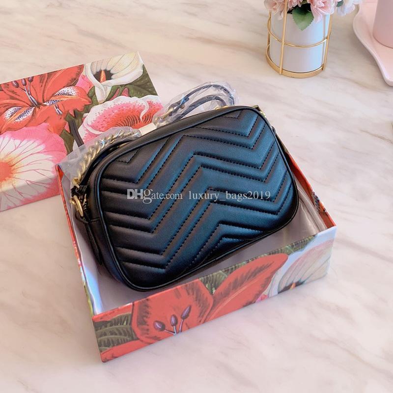 Bolsas clássicas de onda padrão bolsas de câmera saco de câmera único ombro crossbody sacos zíper pequeno e quadrado elegante lazer saco