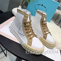fashion boots STELLAR SNEAKER BOOT high-top Designer sneakers The latest fashion luxury women's shoes size 35-40 model Mmm01