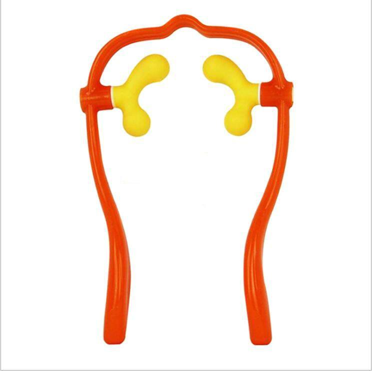 Cou massage thérapie cou et les épaules Dual Trigger point Rouleau d'auto-massage profond outil de massage