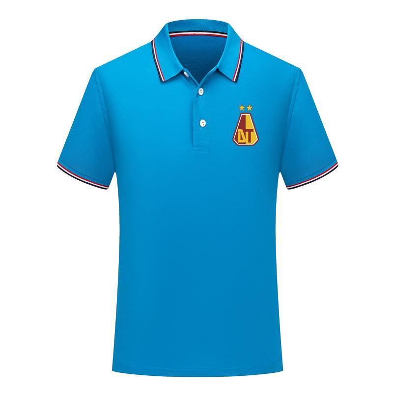 2020 Депортес Толима мужского футбол рубашки-поло Спорт Polo футбола польос лето Активного футбол с коротким рукавом Поло T-Shirt трикотажных изделий для мужчин Polos