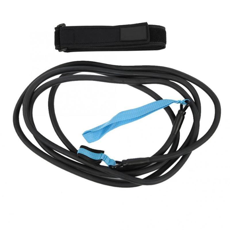 TENERE DIVING 4m Resistenza Nuoto Belt formazione guinzaglio ginnico della trazione del guinzaglio di corda Pool Accessori