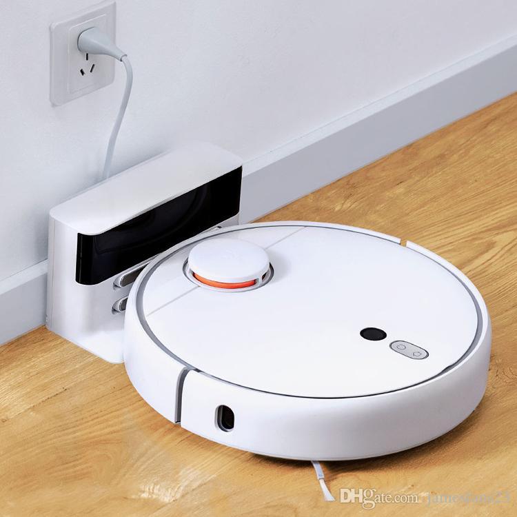와이파이 응용 프로그램 제어 청소 및 2000Pa 큰 흡입 중국 버전 원래 Mijia 로봇 1S 진공 청소기
