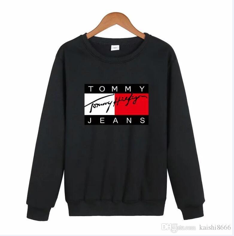 TOMMY HILFIGER MENS HOODIE NEW TOP JUMPER SUPER SWEATSHIRT SIZES S//M//L//XL//XXL