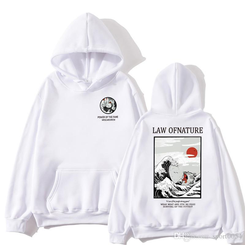 Envío gratuito sudaderas con capucha de los hombres de la camiseta y de otoño invierno polar sudaderas de última moda de camisas de los hombres de Hip Hop de la calle Europea