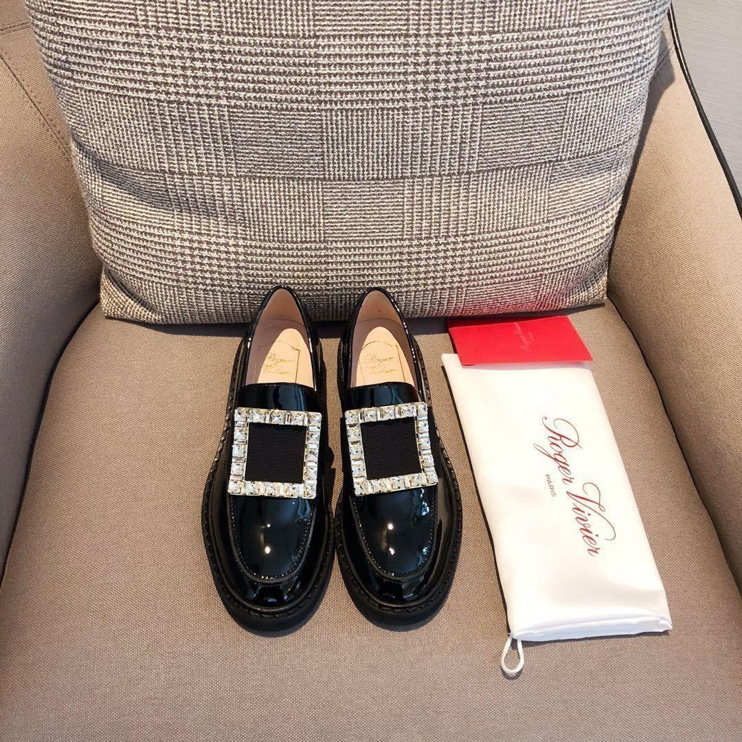 Le donne primavera e autunno scarpe casual Drill fibbia Lok scarpe Lady Style e neutro bello stile 111703