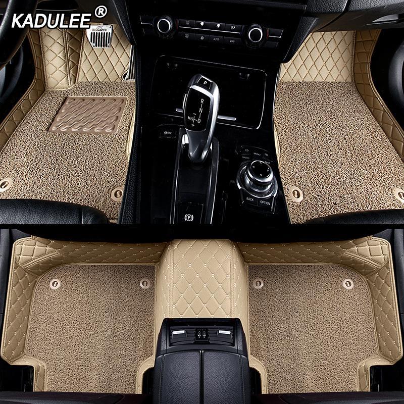 mat Pé assoalho do carro personalizado para Lexus GS nx rx ct200h LX470 IS 250 LX570 LX570 NX200 CT200 ES GS é LS auto acessórios