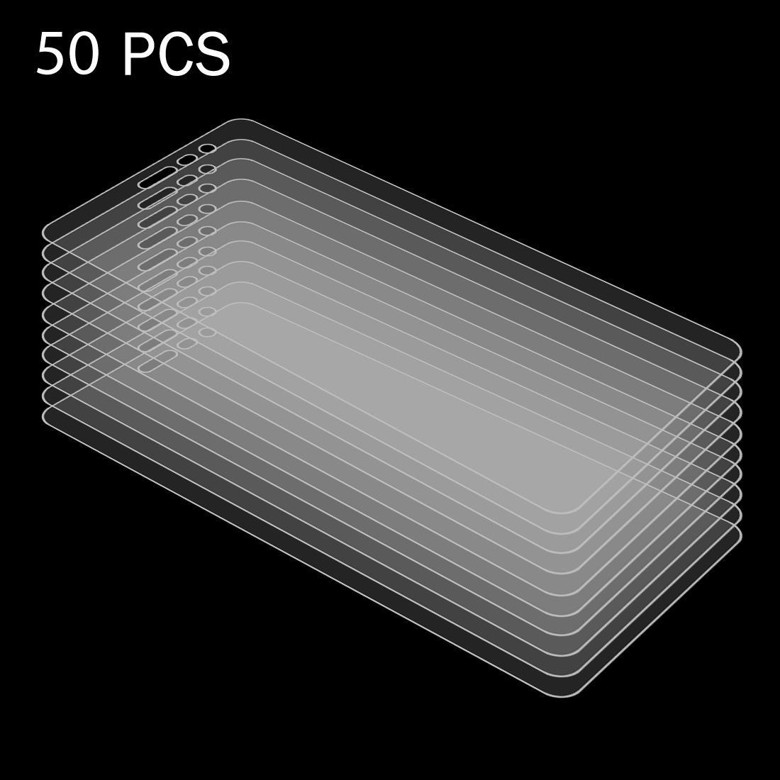 Xiaomi redmi Not 3 0.26 9H yüzey sertliği 2.5D Patlamaya dayanıklı temperli cam Film, Resim Perakende Paketi için 50 ADET