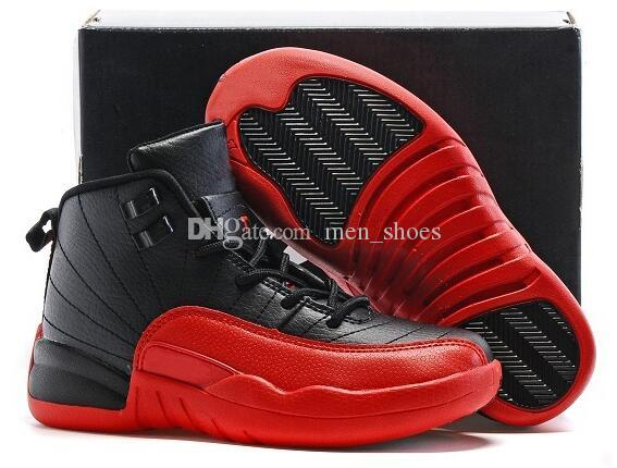 Kids 12 Shoes Children Basketball Shoes