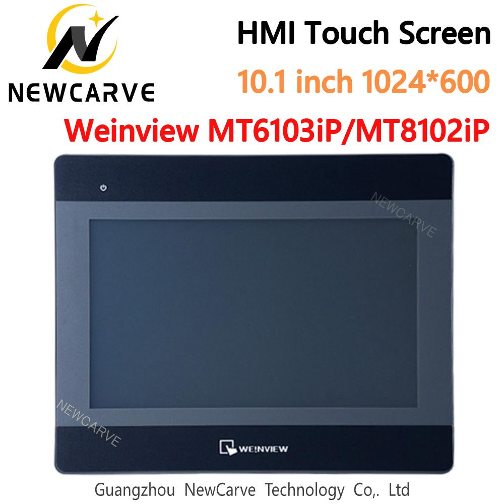 MT6103iP MT8102iP HMI сенсорный экран 10,1-дюймовый 1024*600 USB Ethernet заменить MT6100i WEINVIEW / WEINTEK NEWCARVE