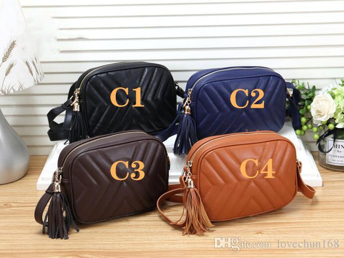 Sacs à main de designer de haute qualité portefeuille de luxe sac à main célèbre sacs à main des femmes sacs bandoulière Soho sac disco sac à bandoulière sac à franges sac à main