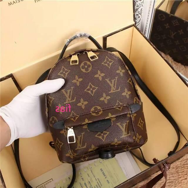 M40019 Petite Malle Fashion Mini Brown Rucksäcke Gepäck Schultertaschen Handtaschen Gürteltasche