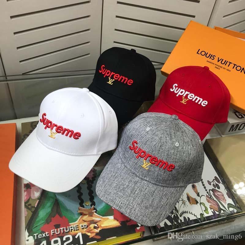Luxus-Baseballmütze Designer-Mütze Luxus-Freizeitmütze Fashion Logo Canvas Fashion Hardware Klassische Stickerei Distribution Box Staubbeutel 159