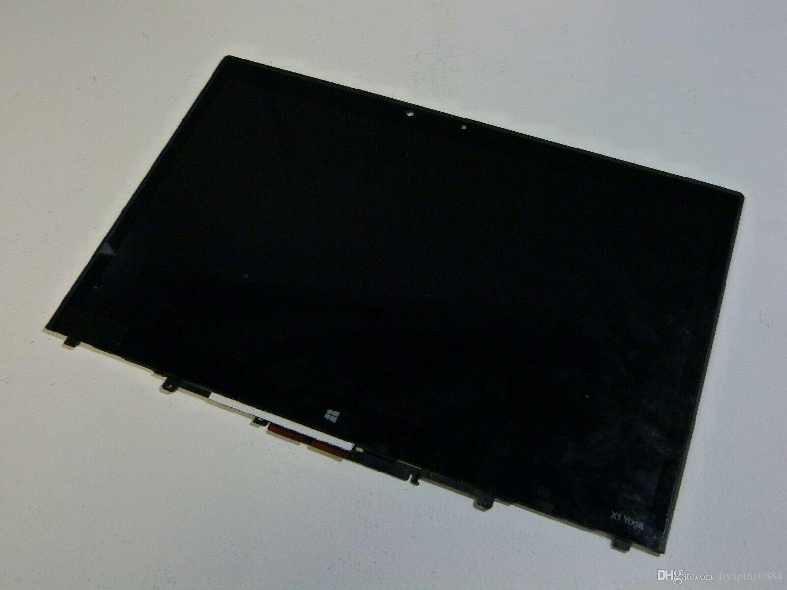 "01AY702 01AY703 Original neue voll Lenovo ThinkPad 14,0 ""2560 * 1440 LCD LED Touchscreen Digitizer Assembly Lünette"