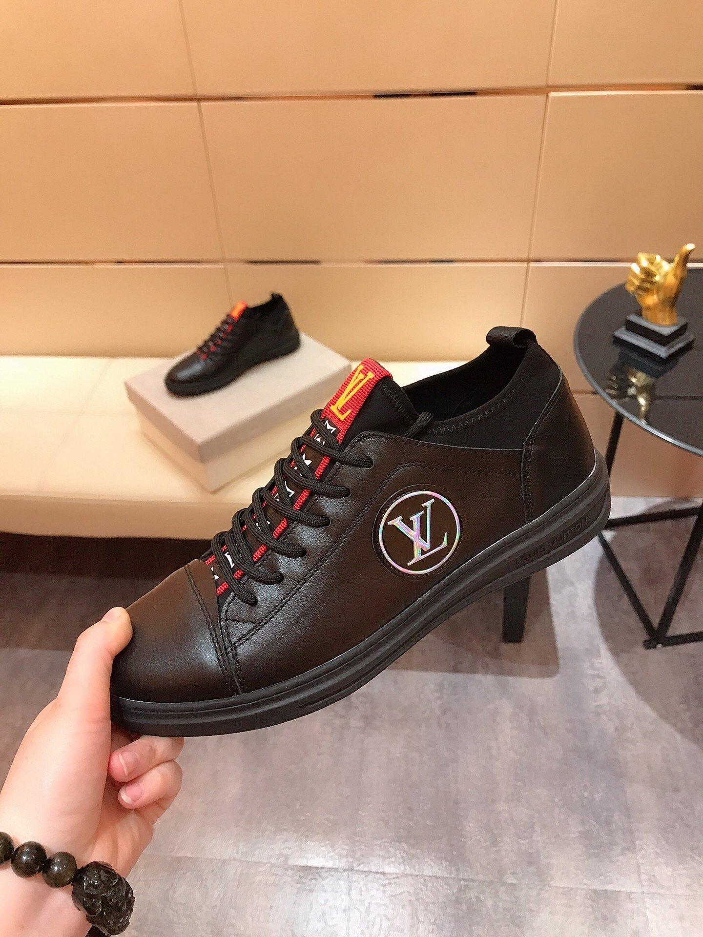 Diseñador de lujo Rockrunner zapatillas de deporte de cuero mujeres de los hombres zapatos casuales zapatillas de deporte Calzado mujeres se visten de Pisos Zapatillas de deporte Tenis impresión H153