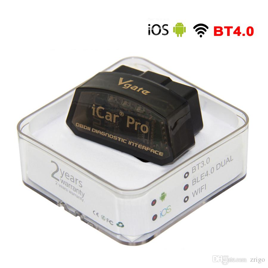 Vgate iCar Pro Bluetooth 4.0 OBD2 Scanner for IOS Android OBD II Diagnostic Interface
