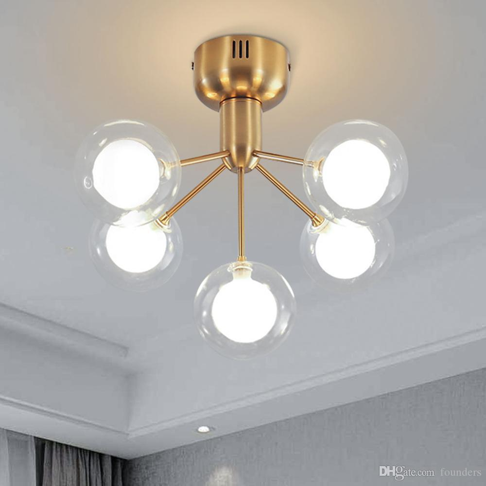 Post Modern Gold Ceiling Lamp Bedroom Lighting Fixtures New Arrival Led Ceiling Light Creative Branch Design Home Lamps Kitchen Island Lighting Ceiling Light Fixture From Founders 106 8 Dhgate Com