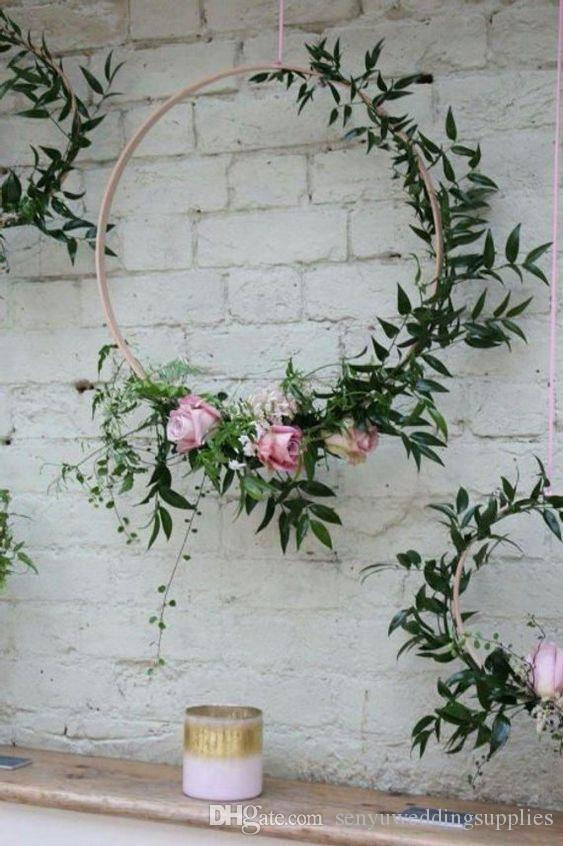 Arch Iron Frame Backdrop Flower Stand for Wedding Stage Decoration Party senyu00028