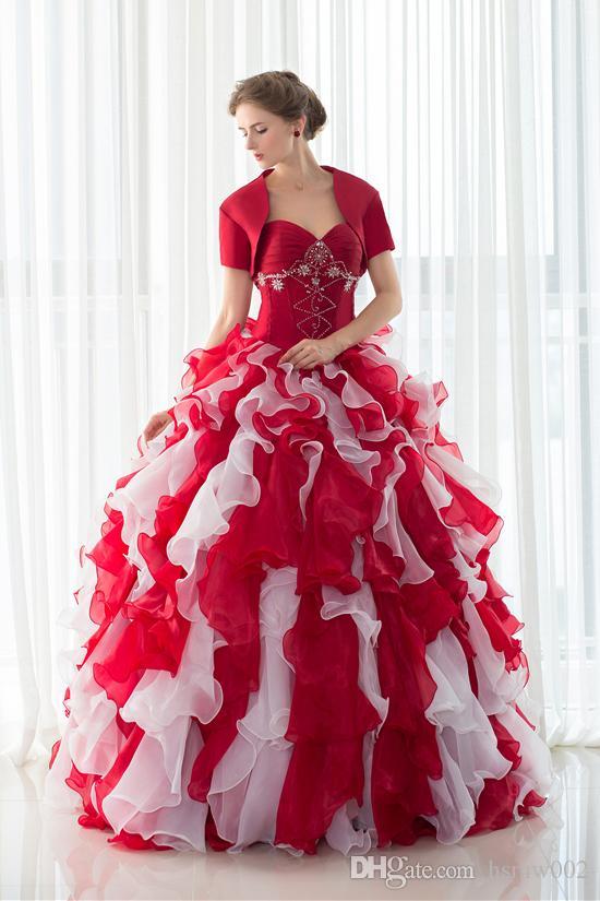 New Airrval design exclusivo Querida Organza saia vestido de baile até o chão vestido de noite com revestimento Custom Made