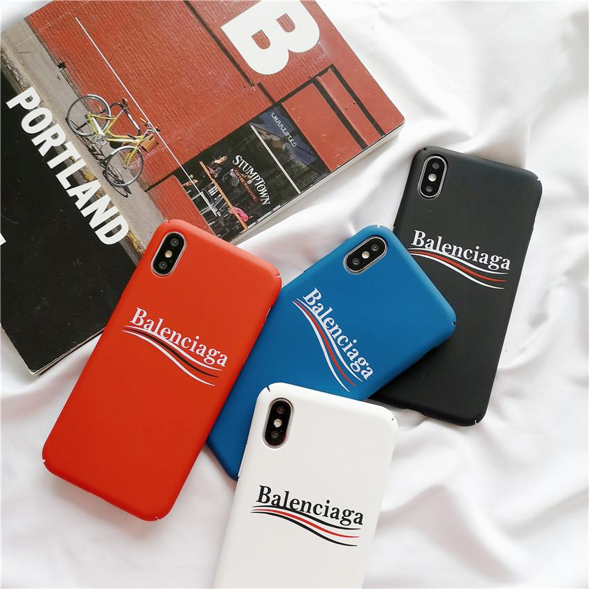 brand for Iphone XR XS MAX X 6S 7 8 plus TPU soft rubber silicone cell mobile phone case slim cover