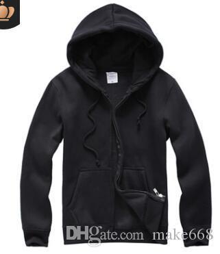 Erkek kaput kazak Sıcak satış Mens Hoodies ve Tişörtü sonbahar kış rahat bir kaput ile spor ceket Gevşek ceket Ceket