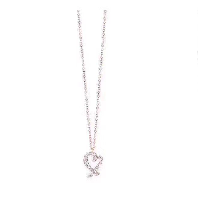 Accesorios para dama El nuevo glamour de plata esterlina de plata, joyería de moda, diosa, elementos de swarovski para collares de mujeres