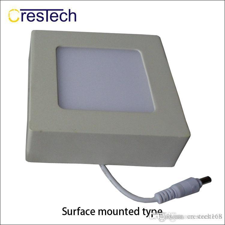 6W 12W 18W 23 W Tipo di superficie Pannello a LED Pannello LED Dallo downlight per cucina Camera da letto ufficio interni luce