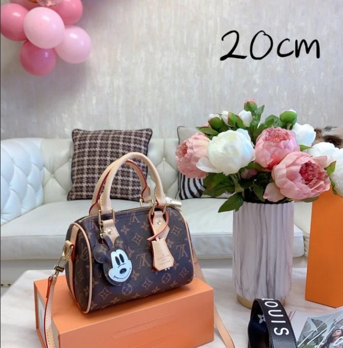 2020 DA Marca Bolsa de Ombro Luxo Sacos Crossbodey Bolsas Ladies Designer Bolsas Outdoor Padrão Bag frete grátis 2031109Q No Box