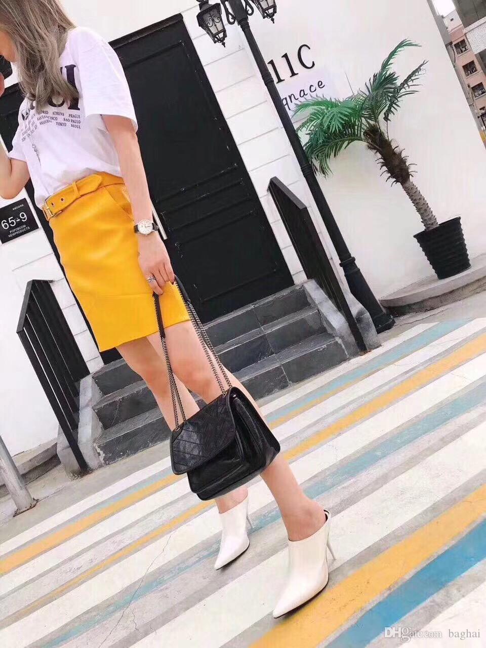 Frente flip 262150 Bag 3AA designer bags 262150-1 couro Luxo ombro inclinado 2018 marca de moda mulheres famosas bolsas crossbody cintura