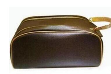 stile 2018 donne il sacchetto di trucco sacchetto della lavata design di moda borsa grande capacità di sacchetti cosmetici make-up toilette Designer-nuovo Pouch 47528