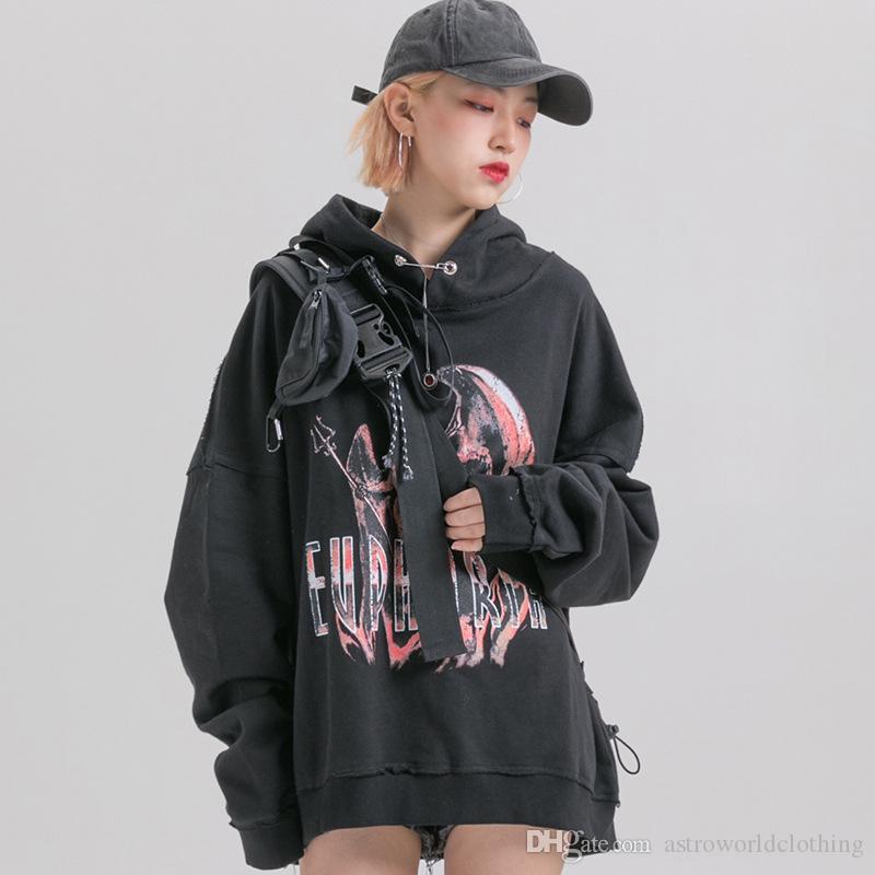 Estilos Moda Hombres Ropa de diseño Pullover Street sudaderas Hiphop de gran tamaño para mujer de los hoodies ocasionales de lujo Parejas Matching