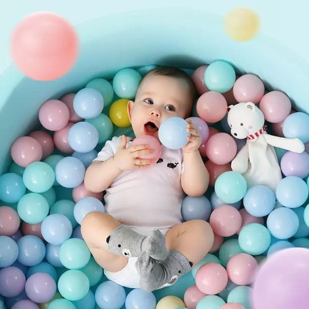 Soft Play Pool for Kids with 200pcs//lot Eco-Friendly Ocean Balls Round Pit